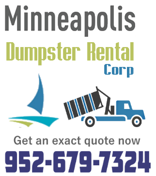 Minneapolis dumpster rental services